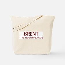 Brent the heartbreaker Tote Bag
