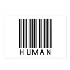 Only Human Postcards (Package of 8)