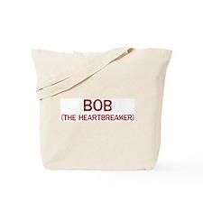 Bob the heartbreaker Tote Bag