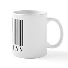 Martian Barcode Mug