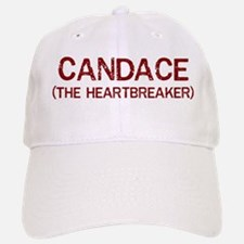 Candace the heartbreaker Baseball Baseball Cap