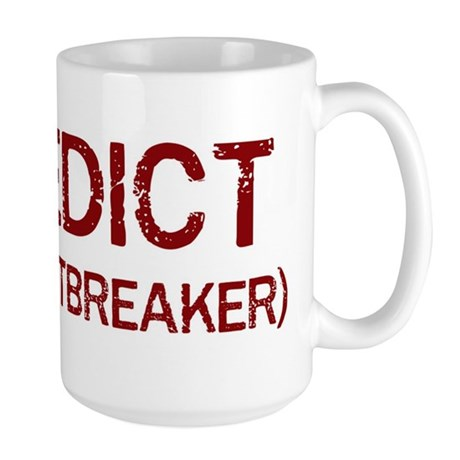 Benedict the heartbreaker Large Mug