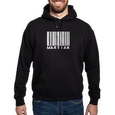 Martian Barcode Hoodie