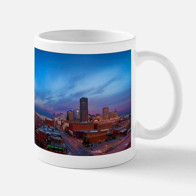 Cute Oklahoma city Mug