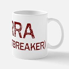 Cierra the heartbreaker Mug