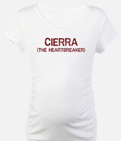 Cierra the heartbreaker Shirt