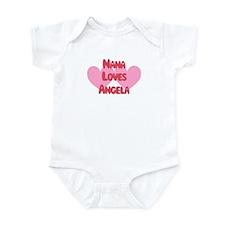 Nana Loves Angela Infant Bodysuit