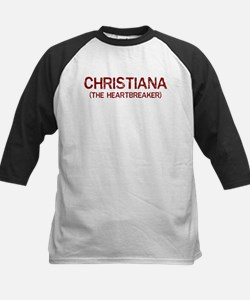 Christiana the heartbreaker Tee