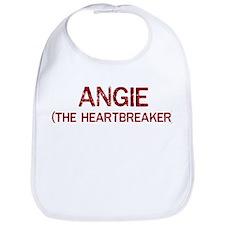 Angie the heartbreaker Bib