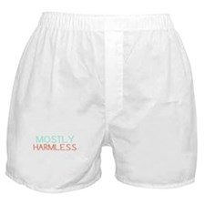 Mostly Harmless Boxer Shorts
