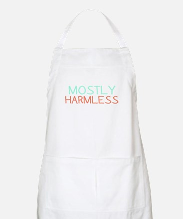 Mostly Harmless BBQ Apron
