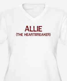 Allie the heartbreaker T-Shirt