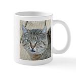 Light Tabby Cat Mug