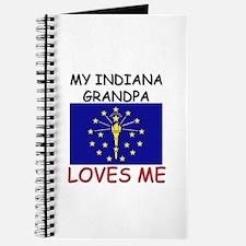 My Iowa Grandpa Loves Me Journal