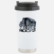 Yosemite Rocks Travel Mug