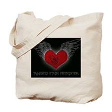 Raised From Perdition Tote Bag