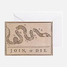 Unique Jefferson Greeting Card