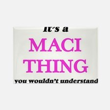 It's a Maci thing, you wouldn't un Magnets