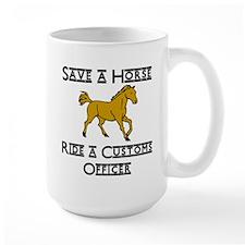 Customs Officer Mug