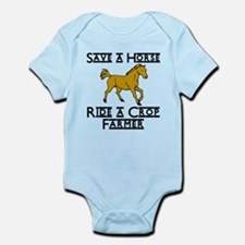 Crop Farmer Infant Bodysuit