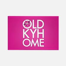 Oaks Pink Old KY Home Magnets