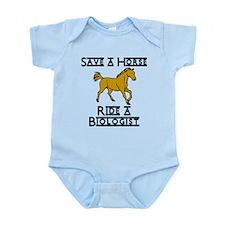 Biologist Infant Bodysuit
