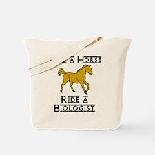 Biologist Tote Bag