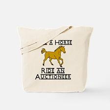 Auctioneer Tote Bag
