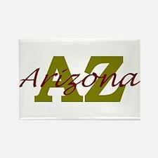 ARIZONA- AZ Rectangle Magnet