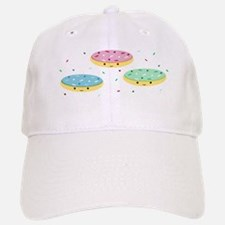Cute Cookies Baseball Baseball Cap