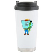 Iowa corn Travel Mug