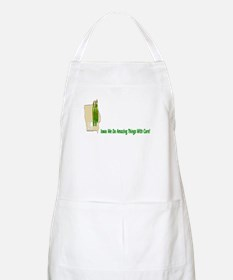 Iowa corn BBQ Apron