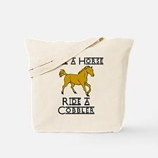 Cobbler Tote Bag