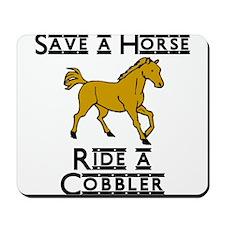 Cobbler Mousepad