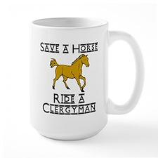 Clergyman Mug