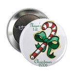 Megan's 1st Christmas Button