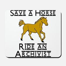 Archivist Mousepad