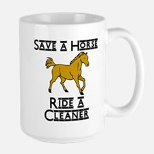 Cleaner Large Mug