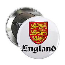 England: Heraldic Button