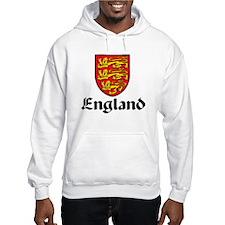 England: Heraldic Jumper Hoody