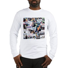 International Obama Inauguration Long Sleeve T-Shi