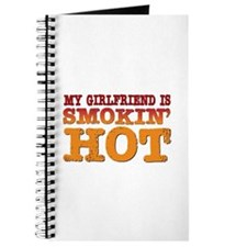 My Girlfriend is Smokin Hot Journal