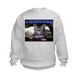 Driving cat Crew Neck