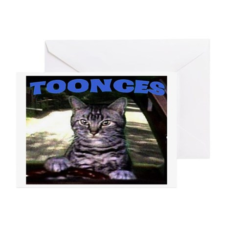 TOONCES Greeting Cards (Pk of 10)
