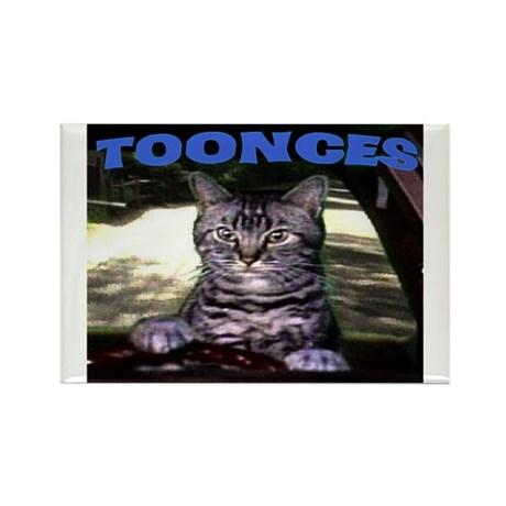 TOONCES Rectangle Magnet