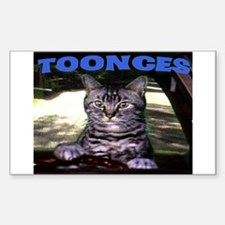 TOONCES Decal