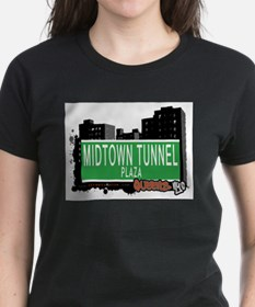 MIDTOWN TUNNEL PLAZA, QUEENS, NYC Tee