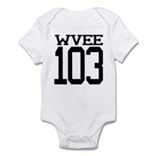 Team 103 Infant Bodysuit
