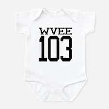 Team 103 Infant Bodysuit