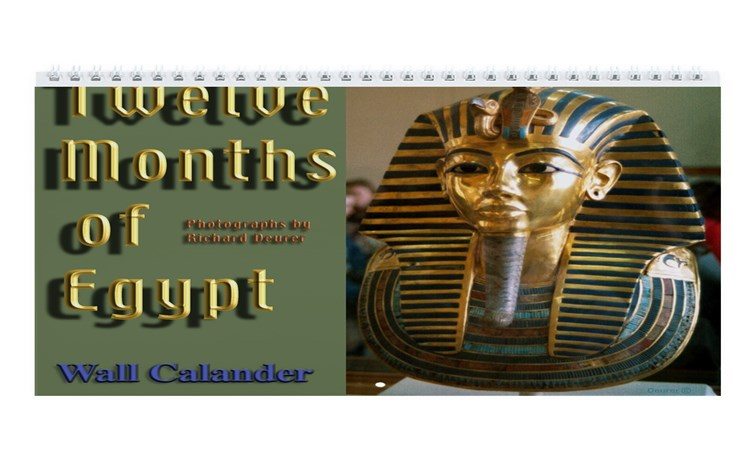 Of Egypt Wall Calendar
